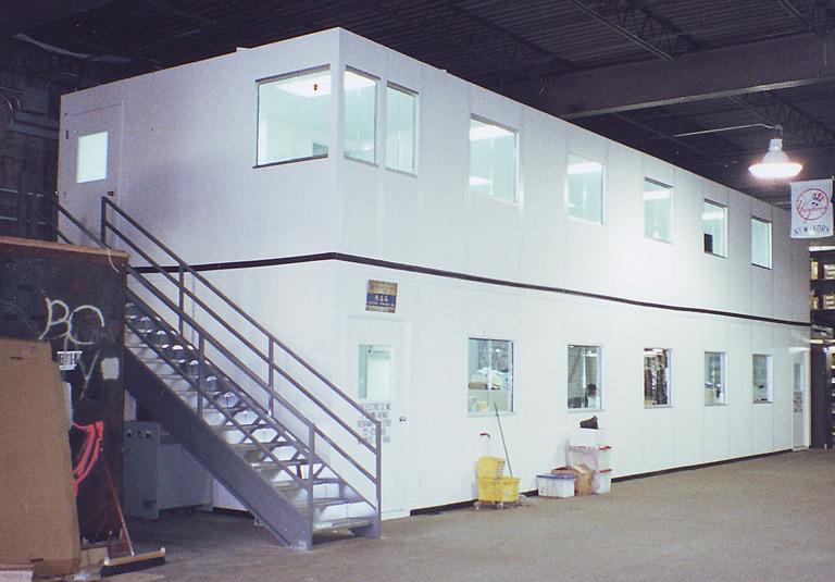 Modular offices mezzanines kraftwerks - Interior plant maintenance contract ...