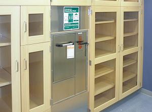 Equipment Storage-Kewaunee