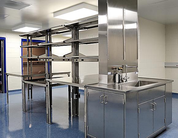 Lab Furniture Kraftwerks