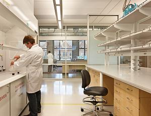 Kewaunee Laboratory WStation