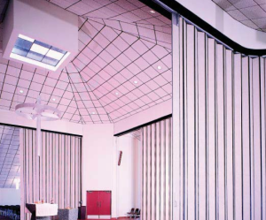 Laminated SIngle Fold Partitions