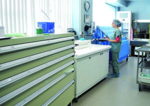 Rousseau Sterile Central Supply