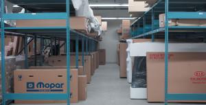 Rousseau Warehouse-Widespan