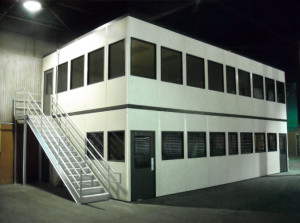 Two-Story Offices2-Inplant