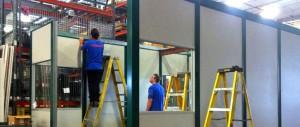 Installation at Kraftwerks