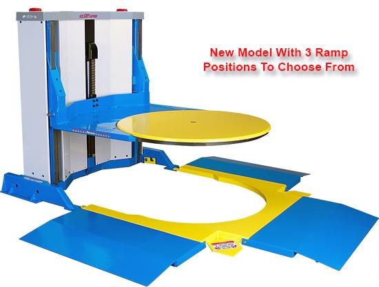 Lift Tables / Work Positioners - Kraftwerks