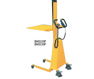 EconoLift Battery Winch Stacker