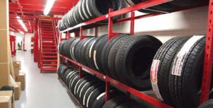 Rousseau Industrial Tire-rack