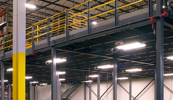 Modular Offices / Mezzanines - Kraftwerks