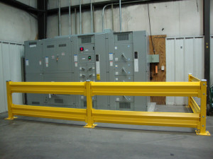 WireCrafters-Double-Guard-Rail-System-Protecting-Equipment