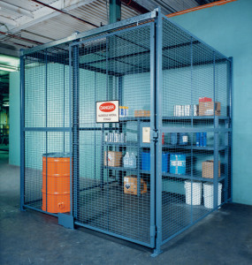 WireCrafters-Secure-Storage-Enclosure